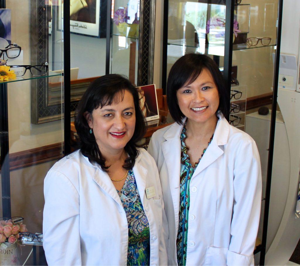 Drs. Daza and Madlangbayan